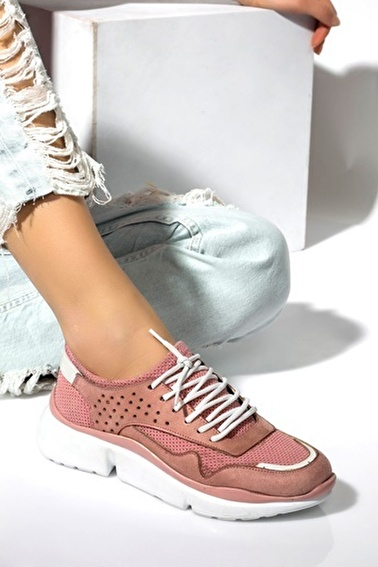 MODAGON Sneakers Pudra